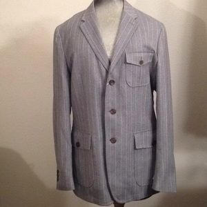 NWT perry Ellis men's blazer with great color